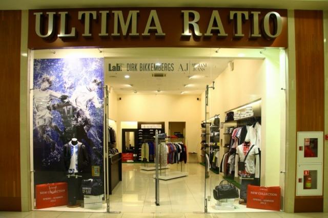 Фотосессия для бутика Ultimaratio