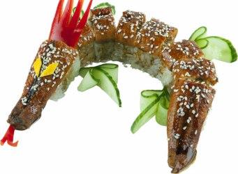 предметная фотосъёмка еды суши