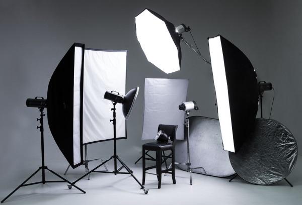 фото оборудование для проведения предметной фотосъёмки для интернет магазина