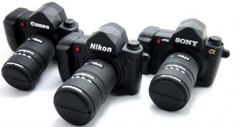 фото фотоаппараты разных производителей