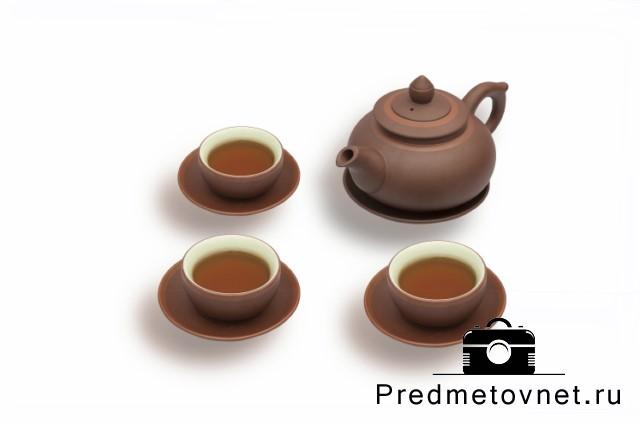 фото набор из восьми вещей для чаепития