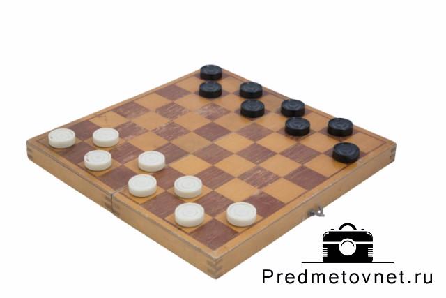 фото советские шашки